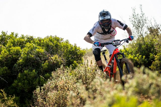 Canyon Strive MY21 - Jack Moir - EWS Pietra Ligure