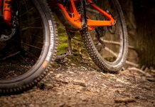 Schwalbe Magic Mary & Big Betty - action