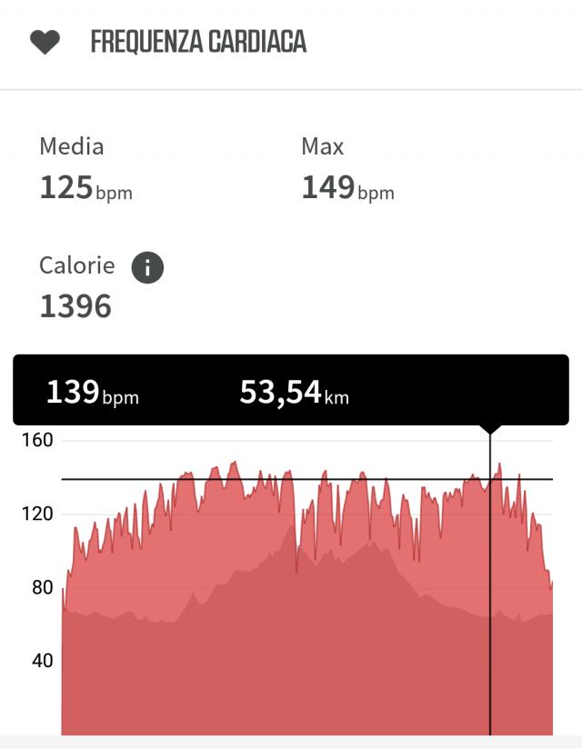 Calorie: quando pedaliamo non è un dettaglio