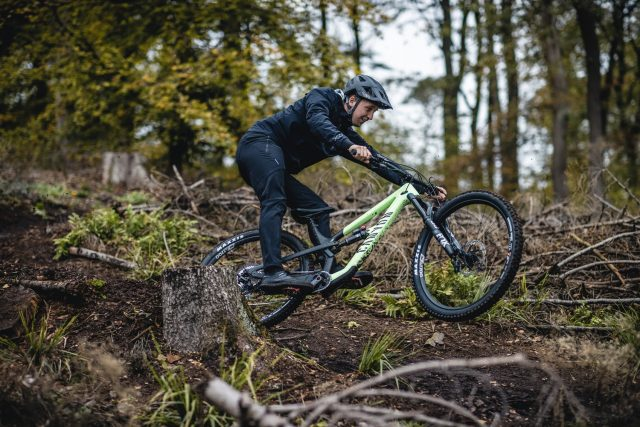 Canyon Spectral CF 29 - action