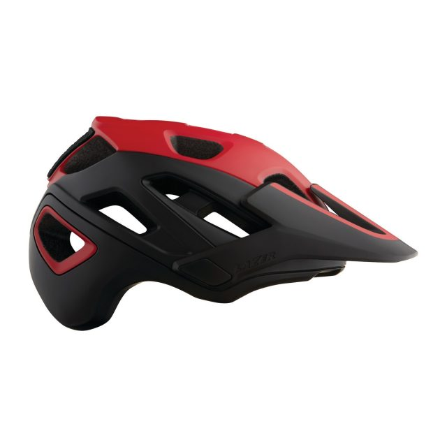 Lazer Jackal - Matte Red Black