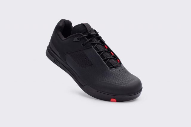 Mallet Lace black red