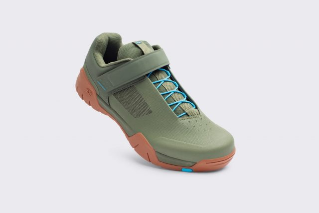 Mallet E Speed Lace green gum blue