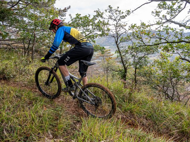 Test Cannondale Scalpel Carbon SE 1 - action 02