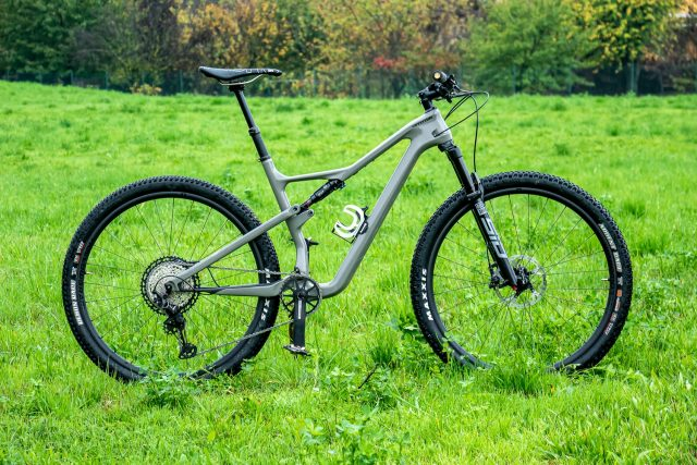 Test Cannondale Scalpel Carbon SE 1 - bici 01