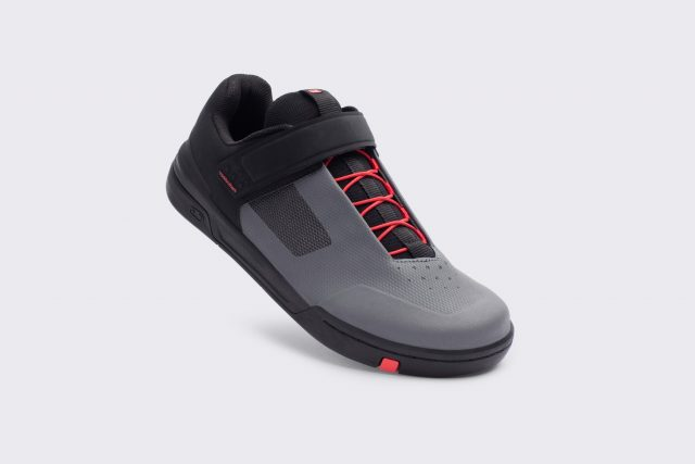 Stamp Speed Lace grey red