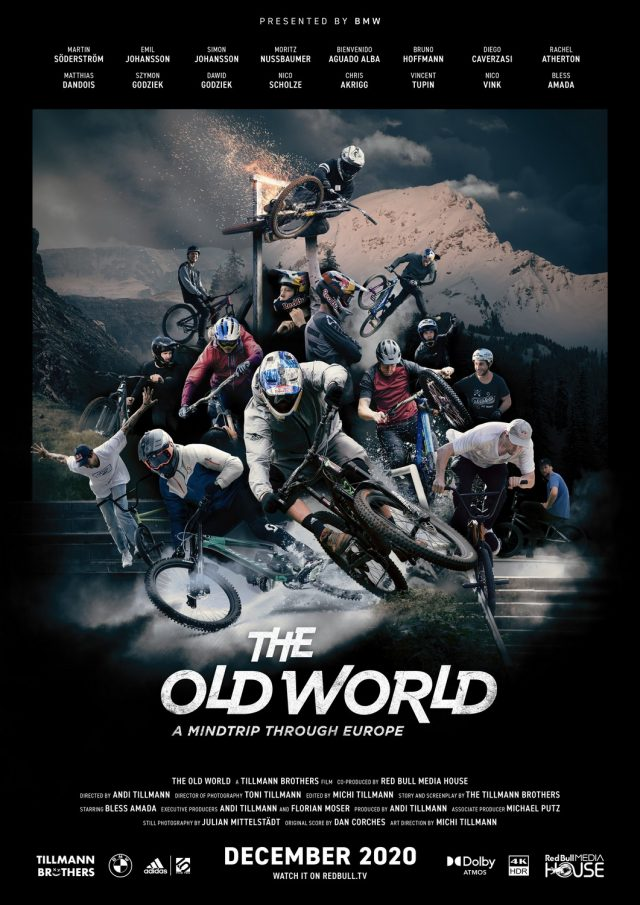 The Old World - Movie Poster