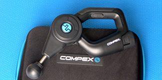 Compex Fixx 1.0: massaggio a portata di mano