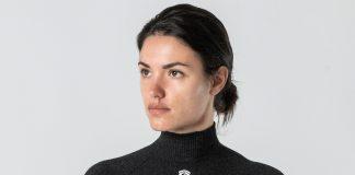 Silverskin Advanced Base Layer nella versione collo alto da donna a manica lunga