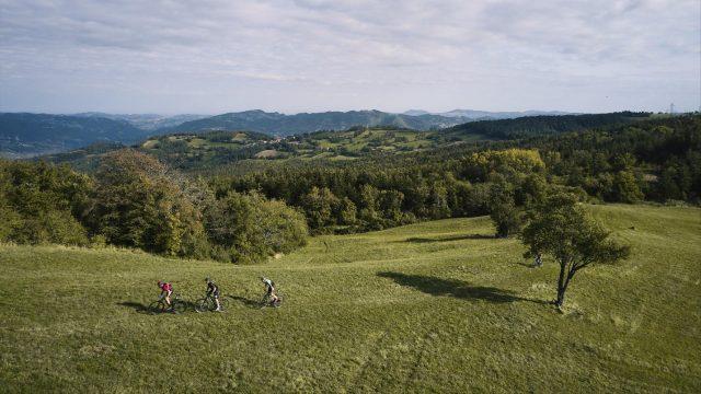 Appenninica MTB 2021 Emilia Romagna - panorama