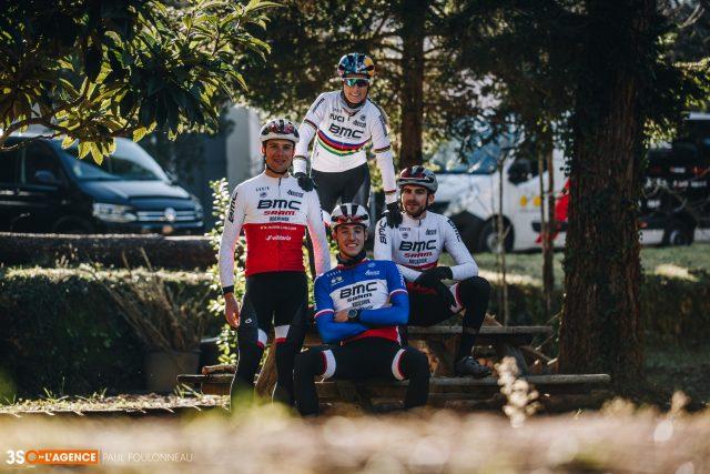 Team Absolute Absalon - BMC