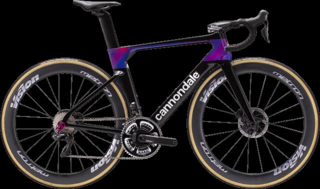2017-2018 Cannondale Garmin Team Bike