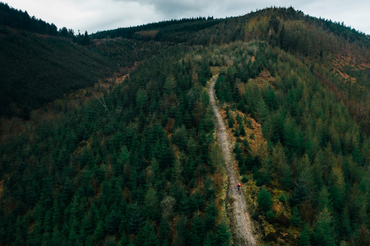 Rachel Atherton - The Old World - Wales