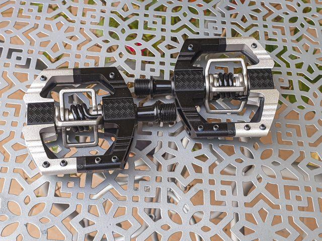 Crank Brothers Mallet E - pedali