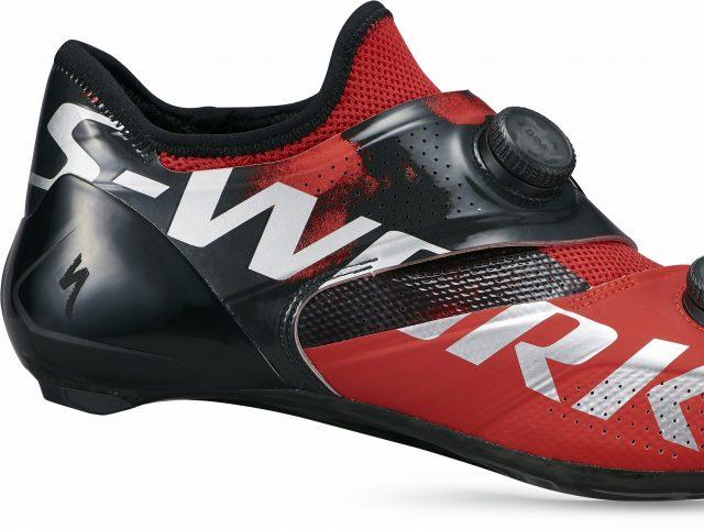 Specialized S-Works Ares: la scarpa con la calza