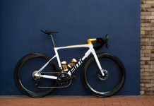 BMC Teammachine SLR01 di Greg Van Avermaet