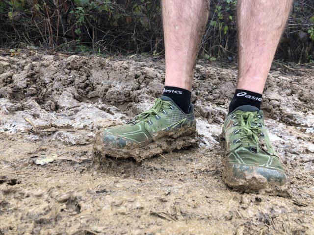 Il fango non perdona...questo è il trail running!