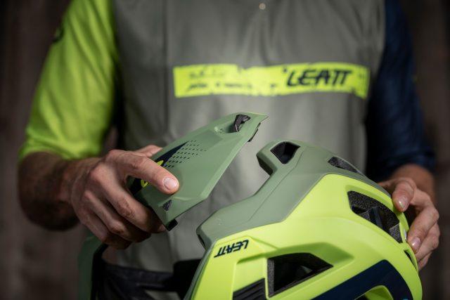 Leatt 4.0 MTB Enduro helmet - 02