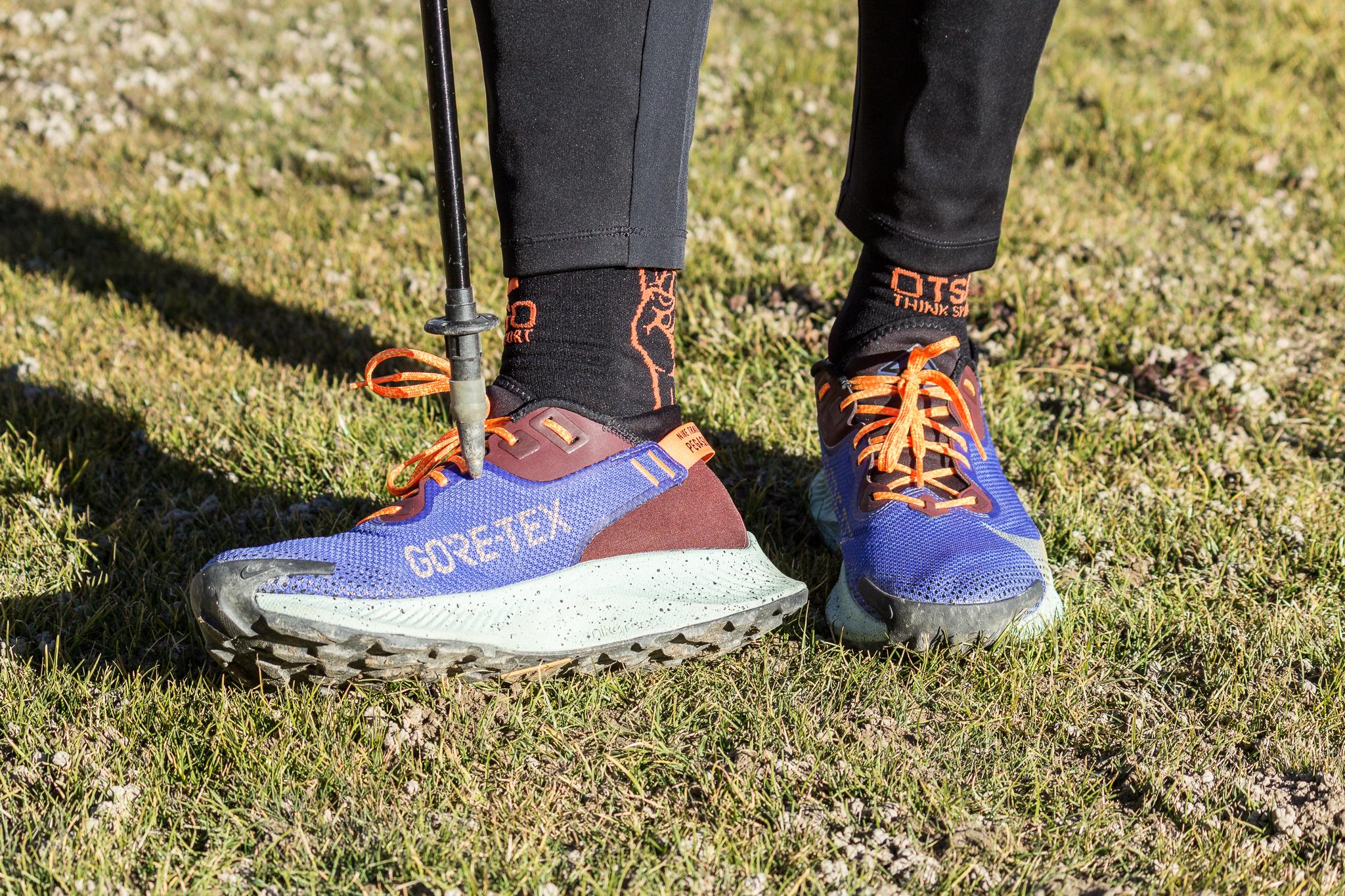 NIke Pegasus Trail 2 GORE-TEX Invisible Fit è una delle migliori calzature 2020 in assoluto