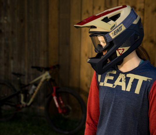 Leatt 4.0 MTB Enduro helmet - cover