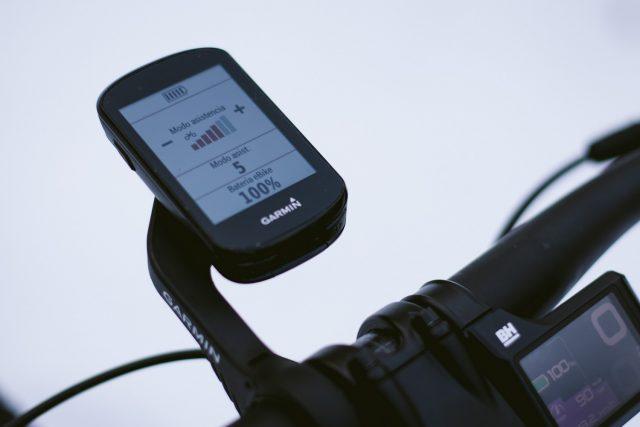 iLynx Race Carbon - Garmin