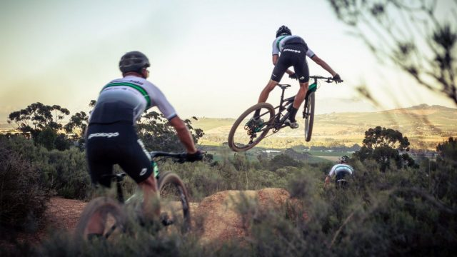 Cannondale Factory Racing 2021 - action