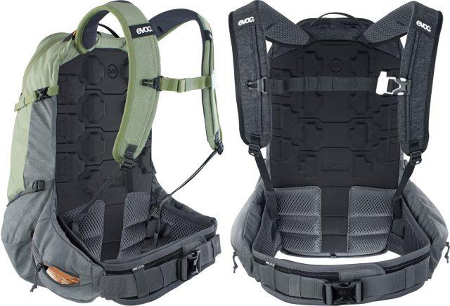 Evoc Trail Pro 26 - dorso