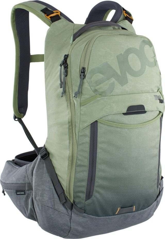 Evoc Trail Pro 16l Light Olive-Carbon Grey