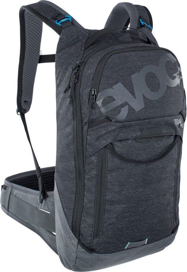 Evoc Trail Pro 10l Black-Carbon Grey