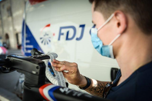 Groupama-Fdj e Shimano prolungano la partnership