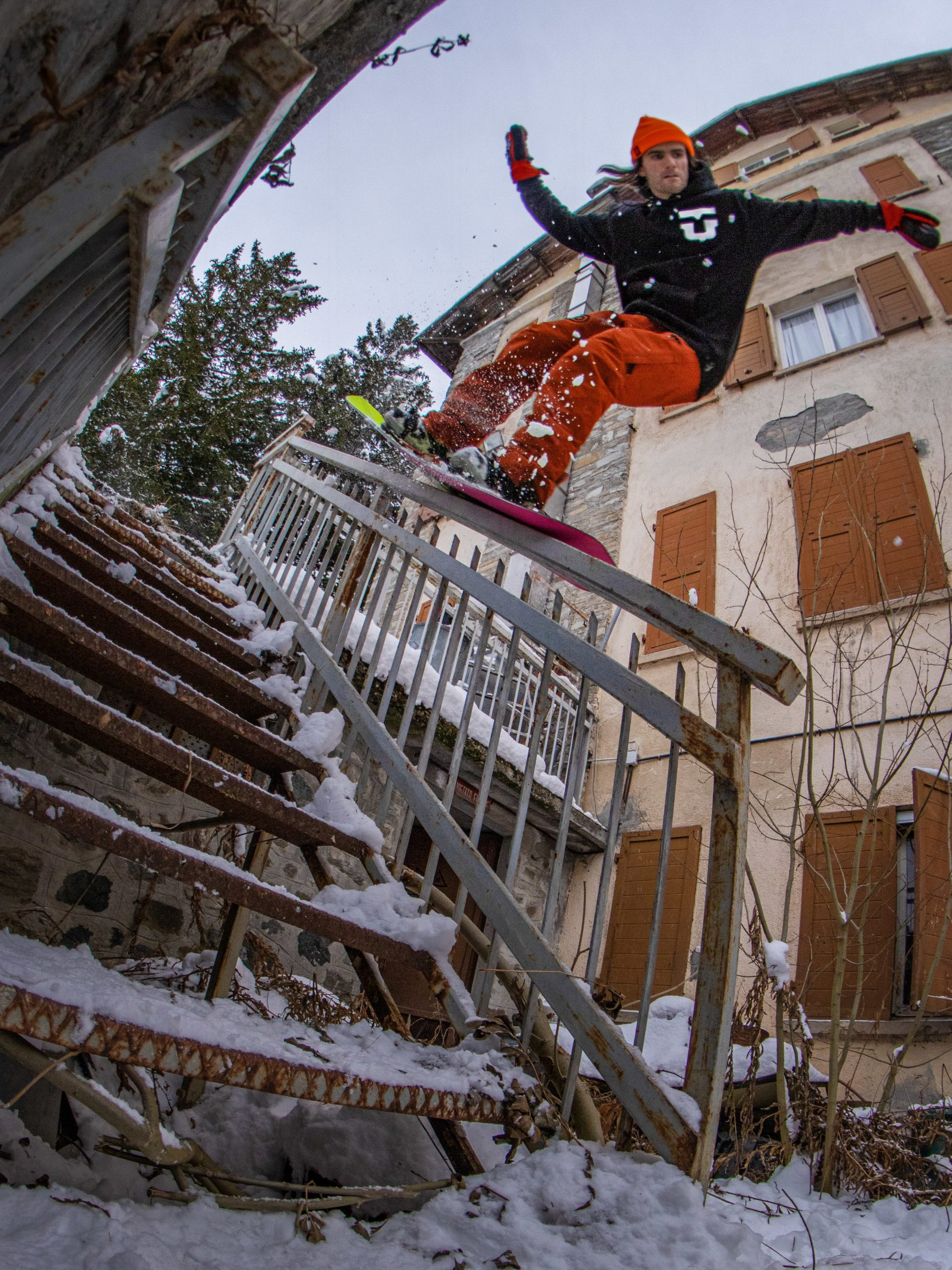Gian Maro Maiocco Luca Fiorini intervista thirty two