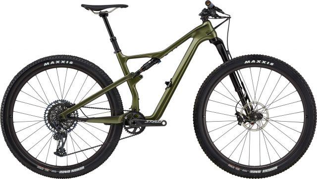 Cannondale Scalpel SE Ltd - bici