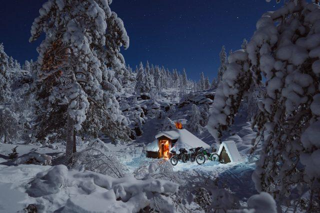 rail to trail - bikepacking lapponia - 18