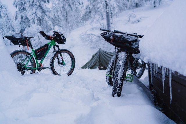 rail to trail - bikepacking lapponia - 06