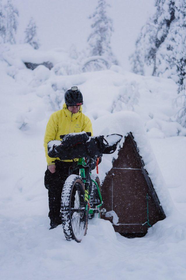 rail to trail - bikepacking lapponia - 08