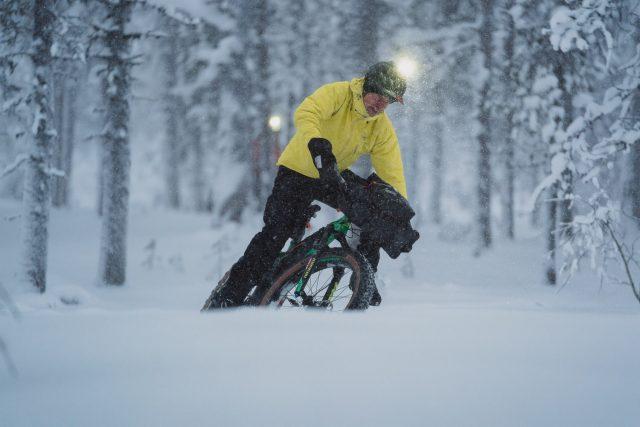 rail to trail - bikepacking lapponia - 13