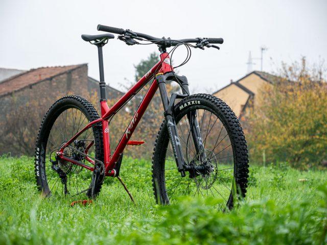 Kona Honzo ESD test - bici 3/4