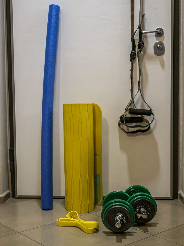 Allenamento in casa per MTB parte 1 - attrezzatura