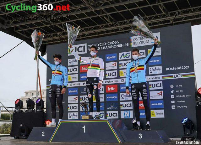 Mathieu Van Der Poel vince in casa dei belgi
