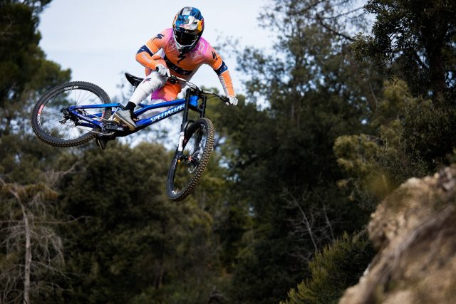 Specialized 2FO DH - action 01