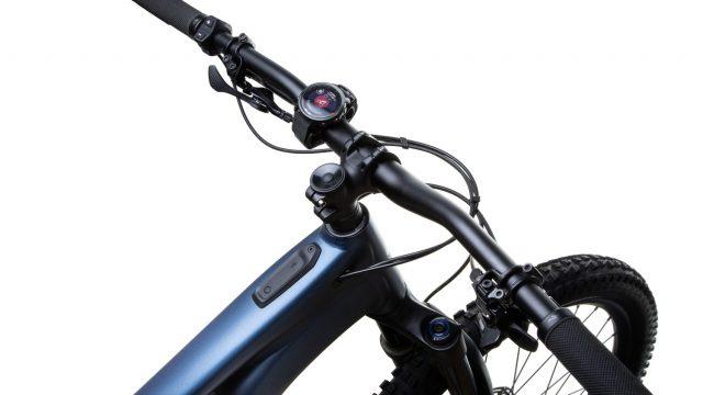 Polar Grit X bike