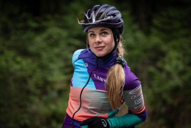 Canyon MTB Racing - Laurie Arsenault