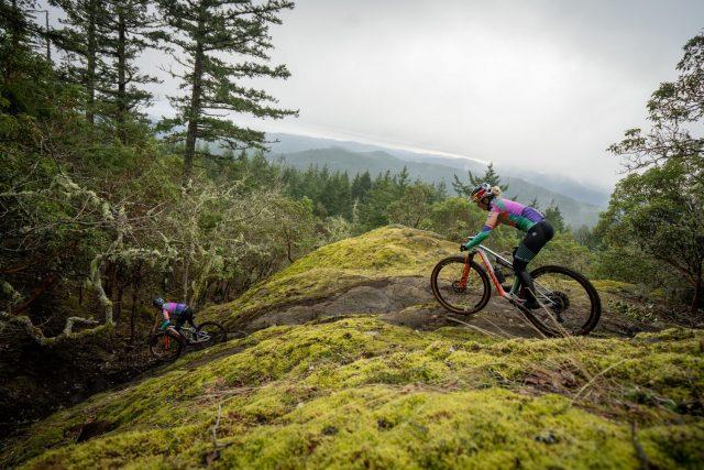 Canyon MTB Racing - action