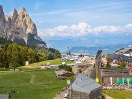 MEZZA MARATONA DELL'ALPE DI SIUSI, un appuntamento incredibile per una mezza tra prati e boschi dell'Alto Adige