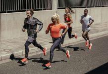 Una bellissima foto di PUMA della presentazione e lancio della nuova collezione 2021. E a voi non viene voglia di correre velocissimi e senza fare fatica?