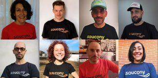 I 12 componenti del Saucony SHADOW REP 2021
