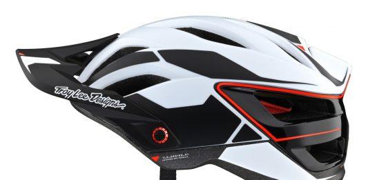 Troy Lee Designs A3 Proto White - 01
