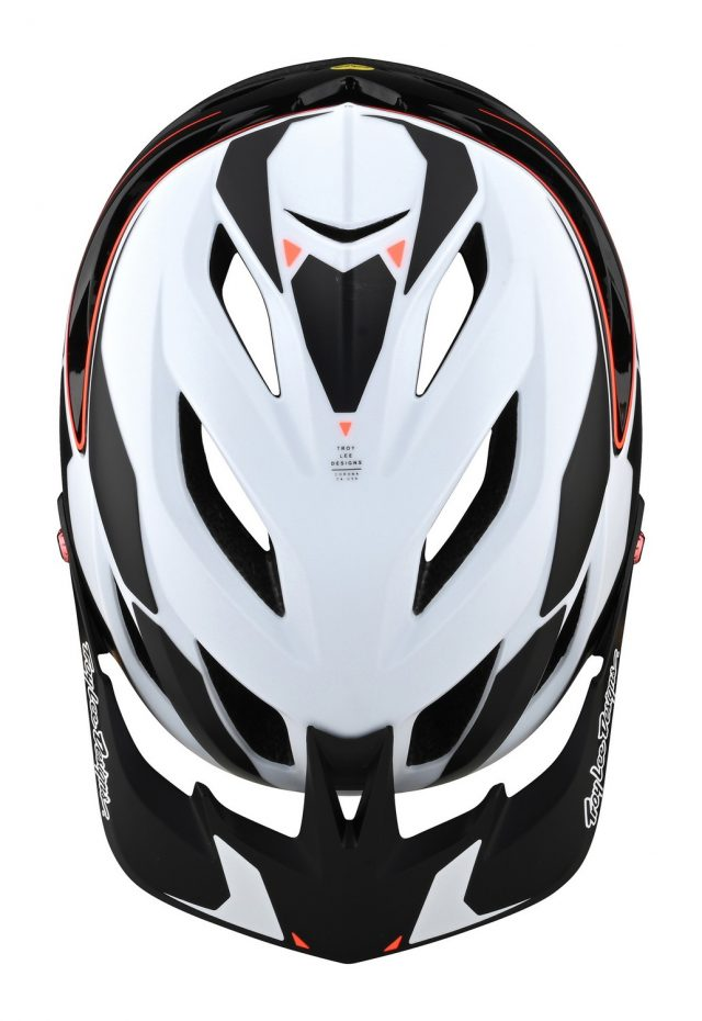Troy Lee Designs A3 Proto White - 03