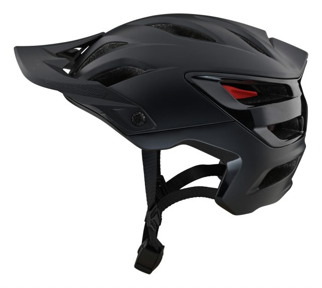 Troy Lee Designs A3 Black - 01