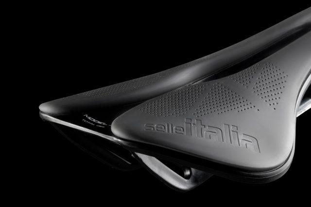 Selle Italia Model X Green Superflow, eco saddle